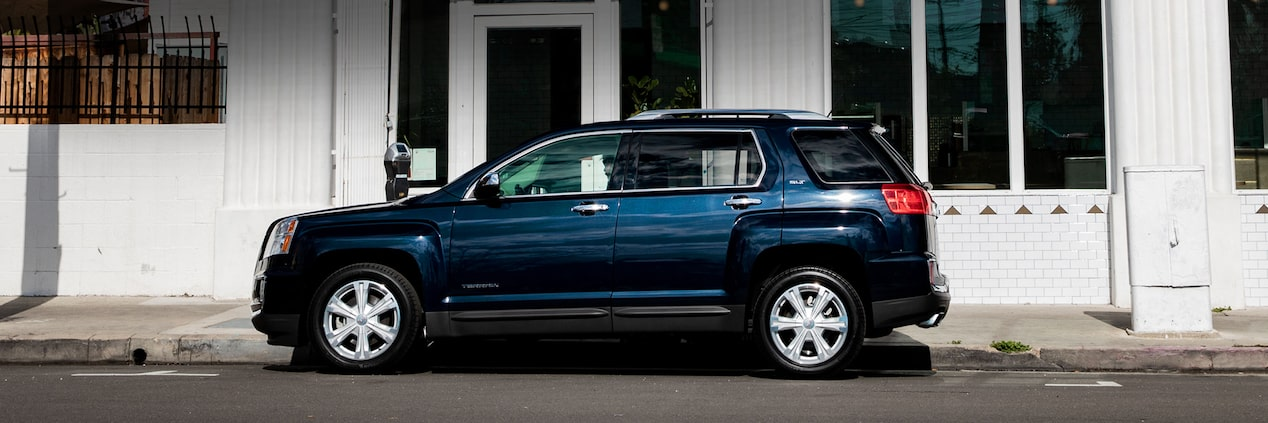 GMC Certified Pre-Owned Vehicle Lineup