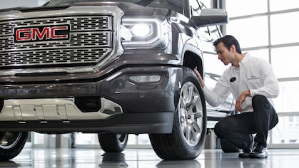 GMC Fleet Vehicle Warranty