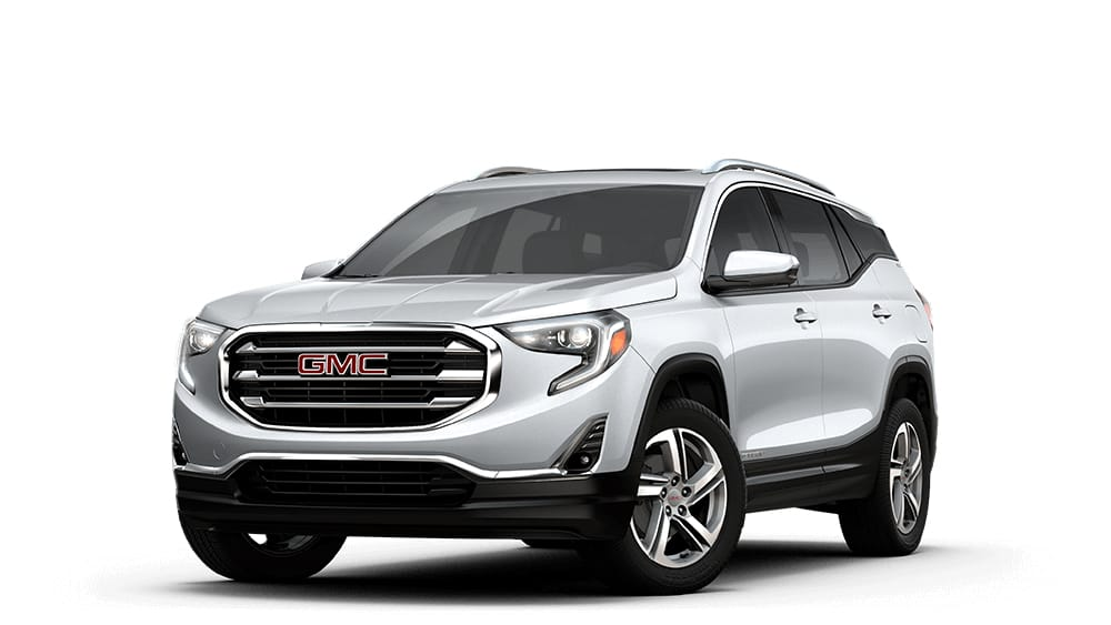 2018 Terrain quicksilver metallic.