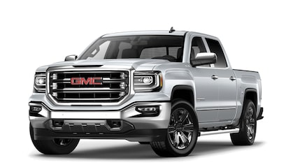 2018 Sierra 1500 quicksilver metallic.