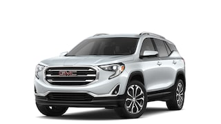 2019 GMC Terrain quicksilver metallic