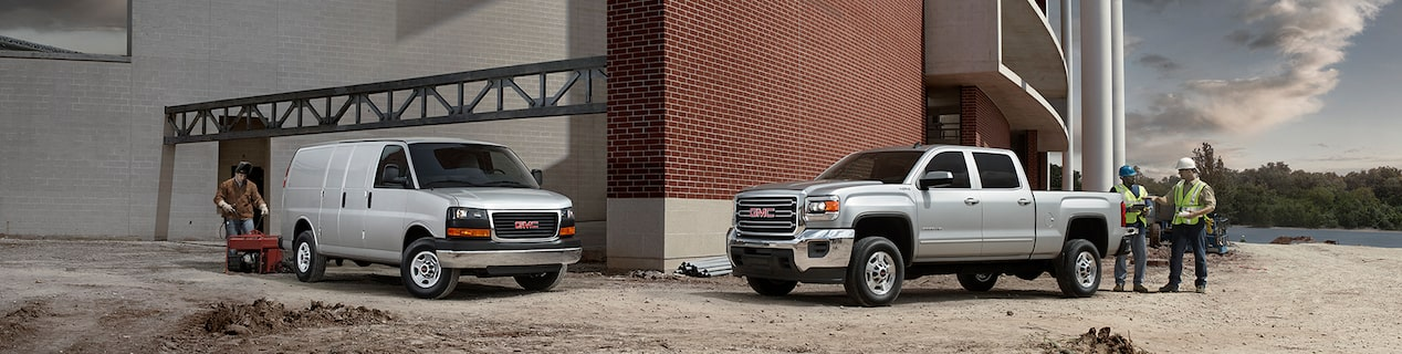 2017 commercial vehicles business programs gmc gmc commercial vehicles sciox Images