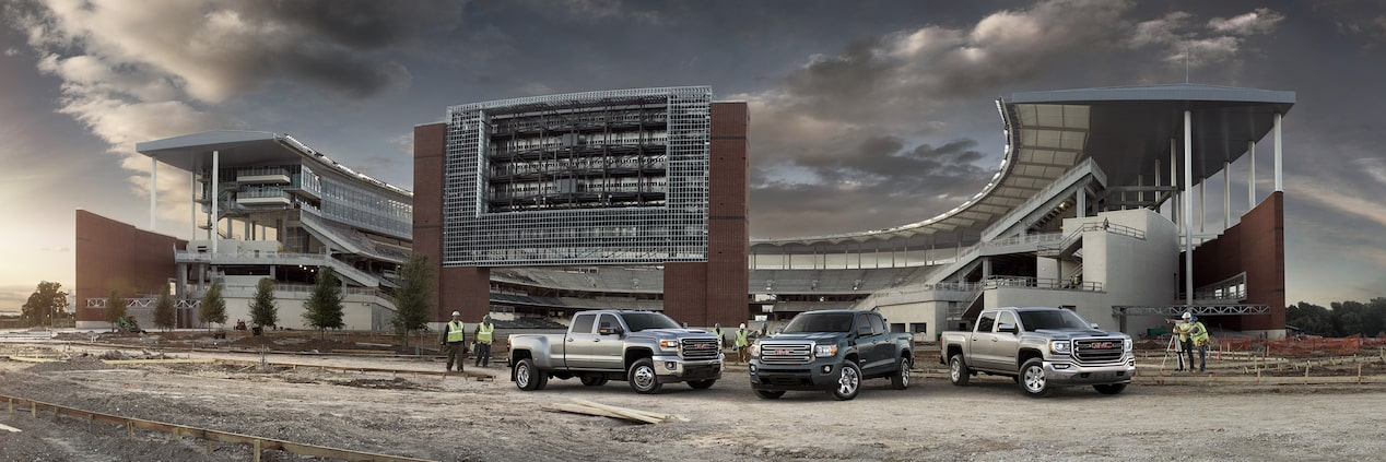 GMC Commercial Vehicles.