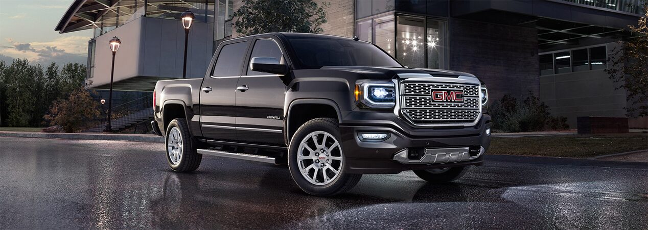 2017 Sierra 1500 Light Duty Pickup Truck