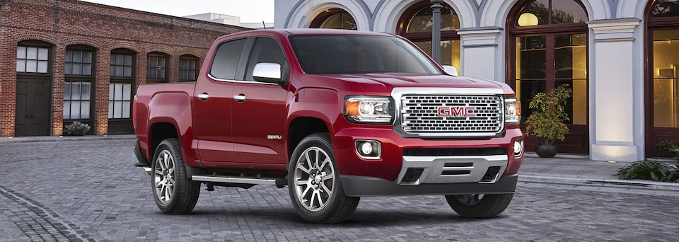 GMC Canyon Midsize Pickup Truck