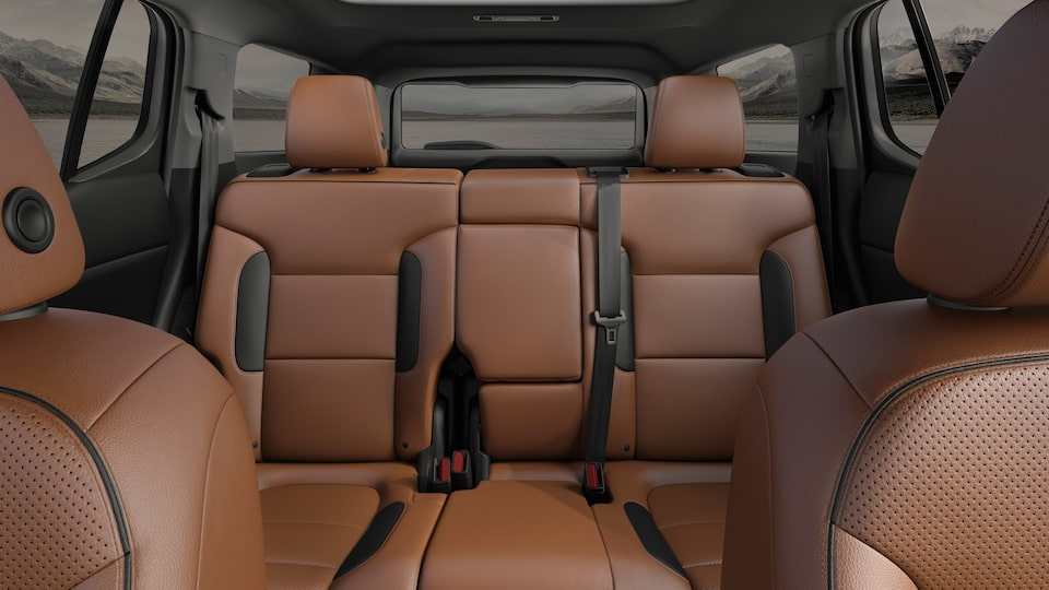 Interior Features 2020 Gmc Acadia At4 Mid Size Suv