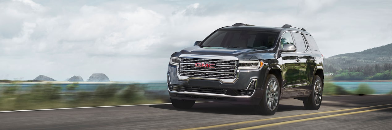 Safety Features | 2020 GMC Acadia Denali | Luxury SUV