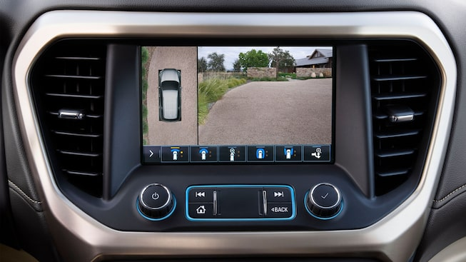Technology Features   2020 GMC Acadia Denali   Luxury SUV