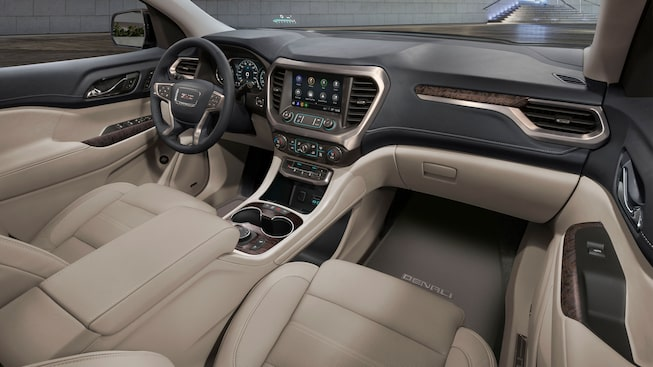 Photos & Videos | 2020 GMC Acadia Denali | Luxury Truck