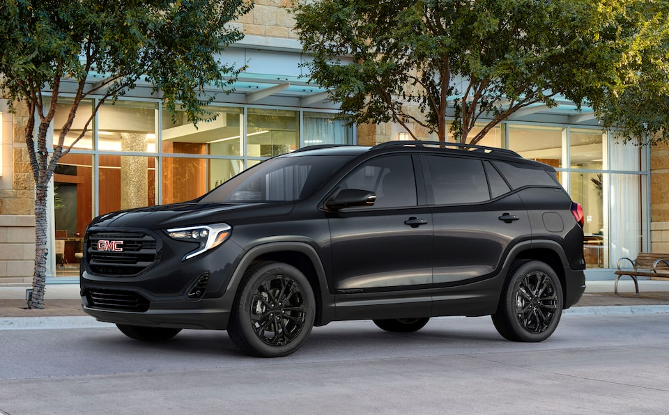 2020 GMC Terrain MOV Special Elevation Edition side view day