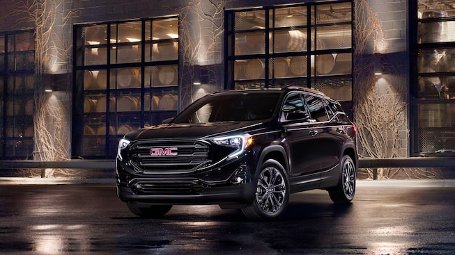 2020 GMC Terrain elevation edition exterior