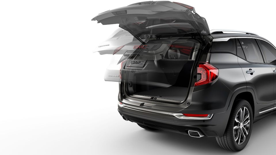2020 GMC Terrain Denali power liftgate