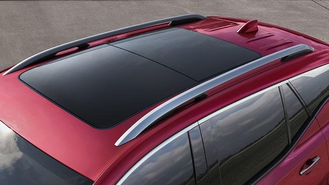 Interior Features   2020 Terrain Denali   Luxury Small SUV