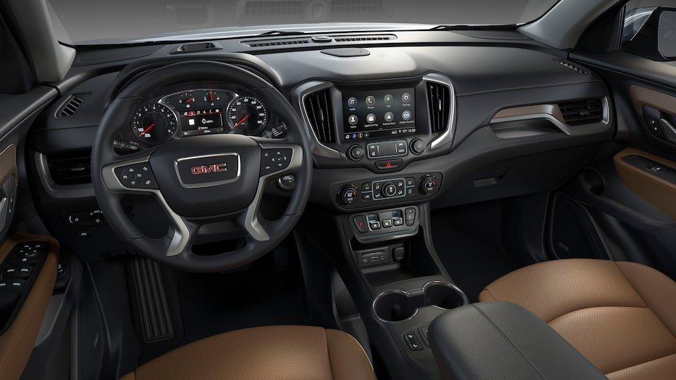 Interior Features | 2020 Terrain SLE/SLT | Small SUV