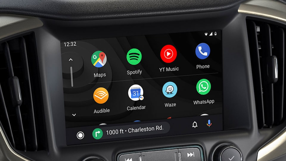 2020 GMC Terrain SLE/SLT Small SUV: Touch Screen with Android Auto