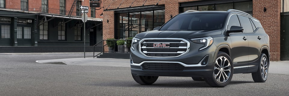 New Gmc Terrain >> 2020 Terrain Sle Slt Small Suv Vehicle Details