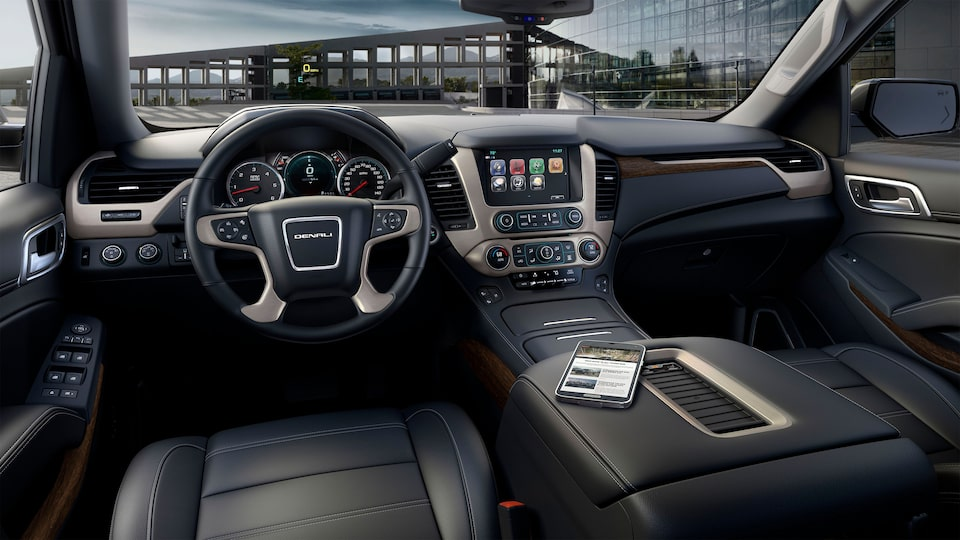 2020 GMC Yukon Denali full size wifi technology