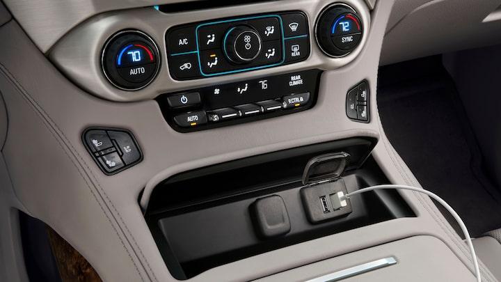 Interior Features | 2020 GMC Yukon Denali | Luxury SUV