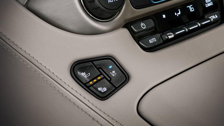 Interior Features   2020 GMC Yukon Denali   Luxury SUV