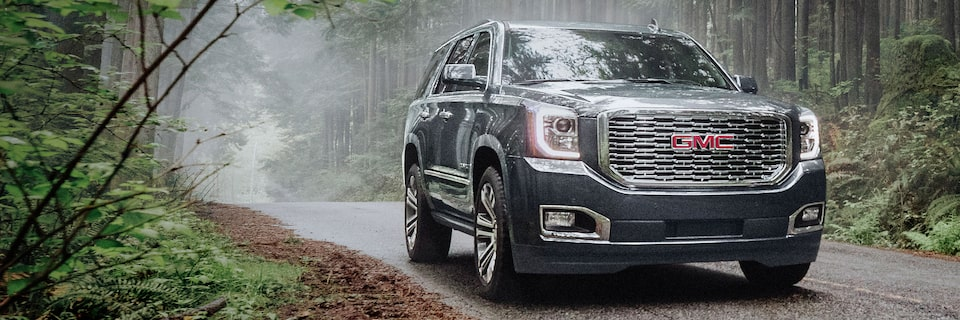 2020 GMC Yukon Denali full size SUV safety featured image masthead