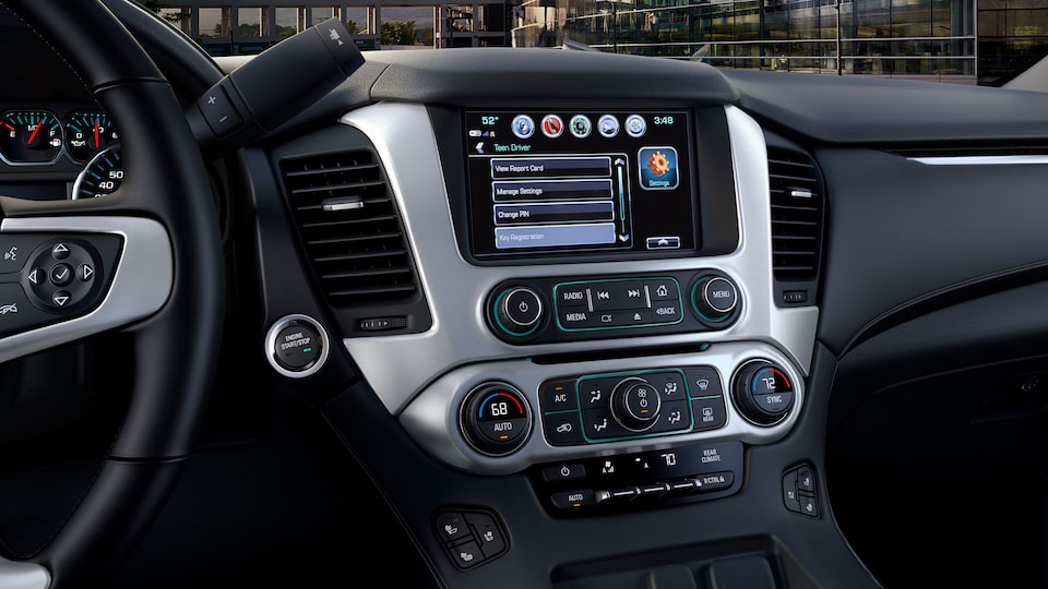 2020 GMC Yukon Denali full size SUV safety teen driver