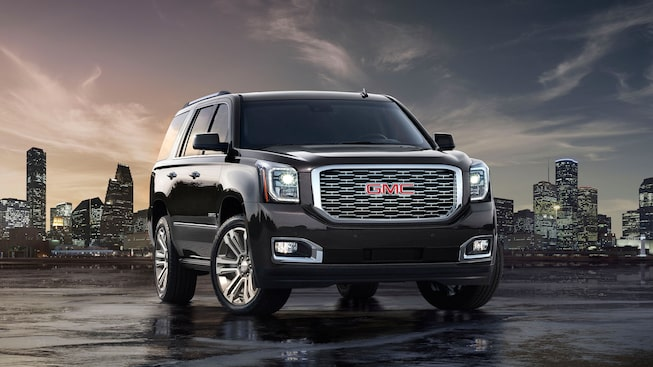 2020 GMC Yukon & Yukon XL Denali | Luxury Full-Size SUV