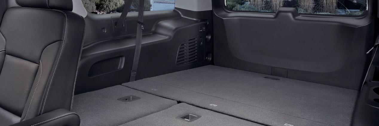 Interior Features   2020 GMC Yukon SLE/SLT   Full-Size SUV