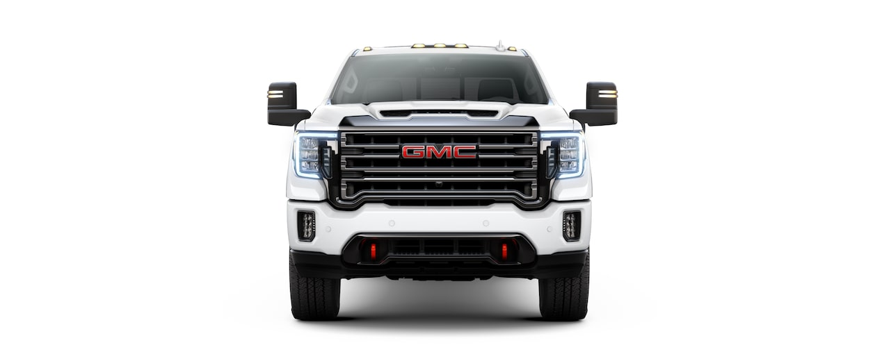 Next Generation Sierra HD Truck: AT4 Trim