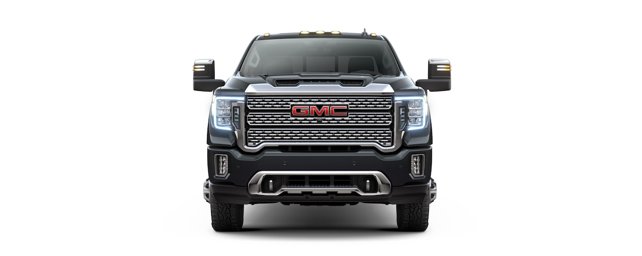 Next Generation Sierra HD Truck: Denali Trim