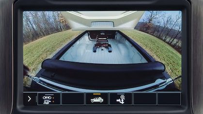 Next Generation Sierra HD Truck: Bed View