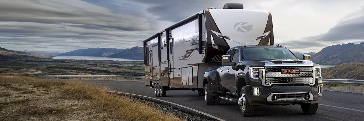Next Generation 2020 Sierra Heavy Duty Truck Gmc