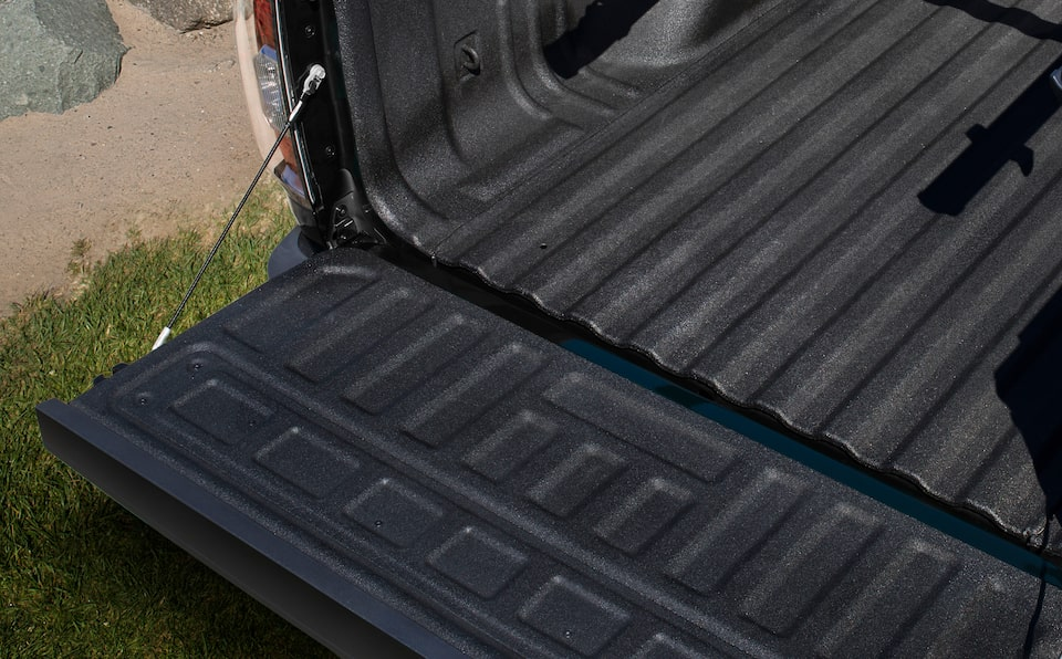 2020 GMC Canyon All Terrain Small Truck Special Edition Truck Bed for Details Page