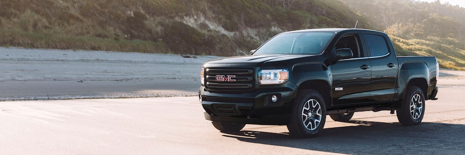 2020 GMC Terrain All Terrain Front Angle Image