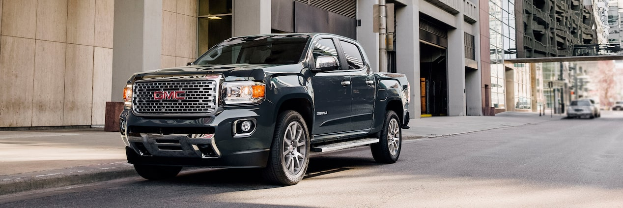 Capability Features | 2020 GMC Canyon Denali | Luxury Truck