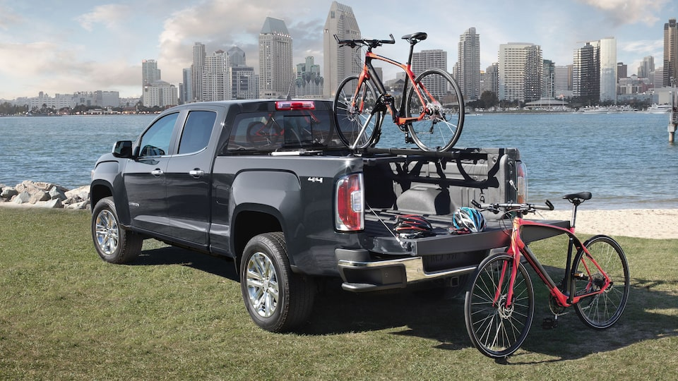 Exterior Features | 2020 GMC Canyon SLE/SLT | Small Truck