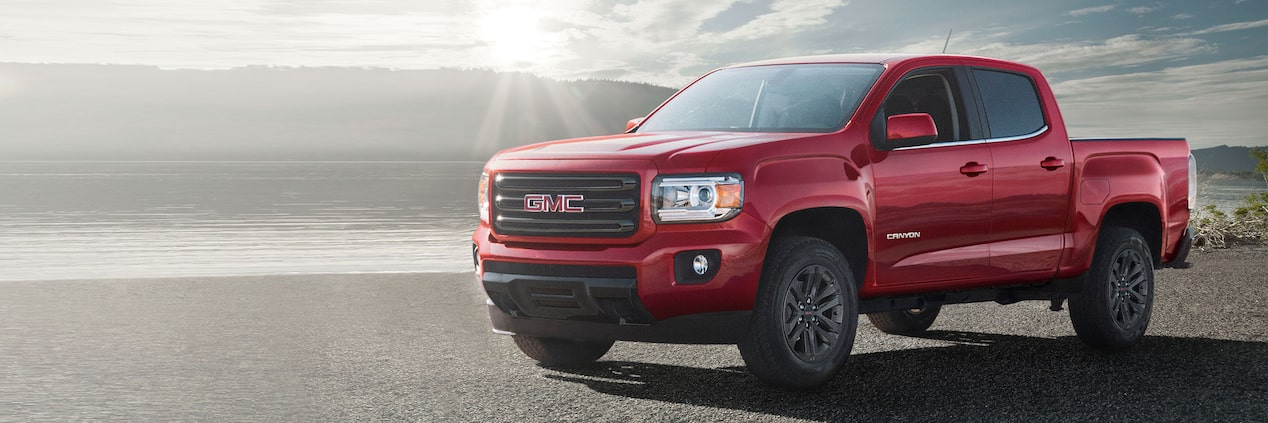 2020 GMC Canyon Specs & Denali Redesign >> 2020 Gmc Canyon Sle Slt Small Pickup Truck Vehicle Details