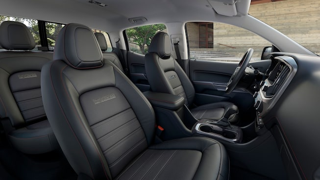 2020 Canyon All Terrain Interior Image: Seating