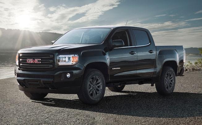 2020 GMC Canyon SLE/SLT - Small Pickup Truck   Vehicle Details