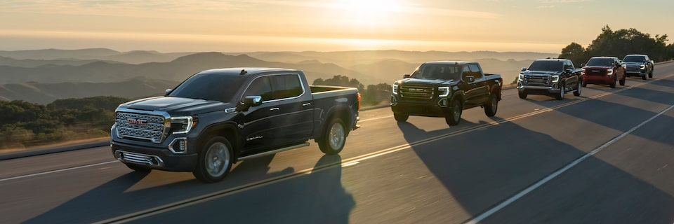 2020 GMC Sierra 1500: Light Duty Pickup Trucks Lineup