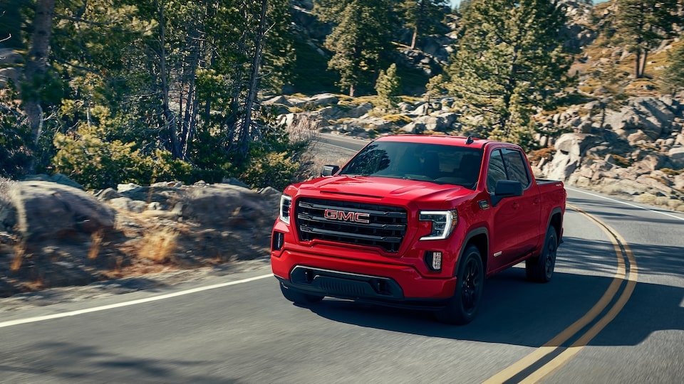 2020 GMC Sierra 1500 Elevation Pickup Truck: exterior front grille
