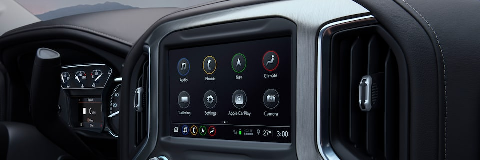 Technology Features 2020 Gmc Sierra 1500 Sle Slt Pickup Truck
