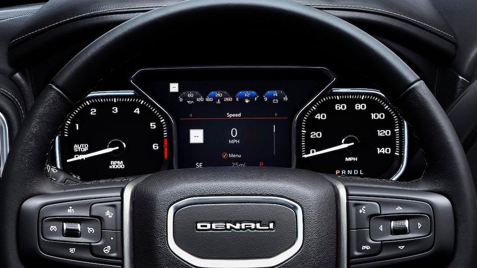 Technology Features | 2020 GMC Sierra 1500 Denali | Luxury ...
