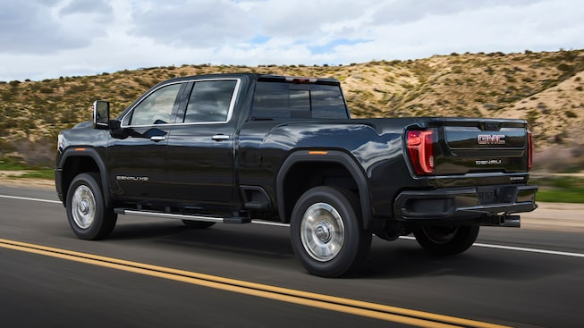Photo & Video Gallery | 2020 Sierra Denali 2500HD & 3500HD ...