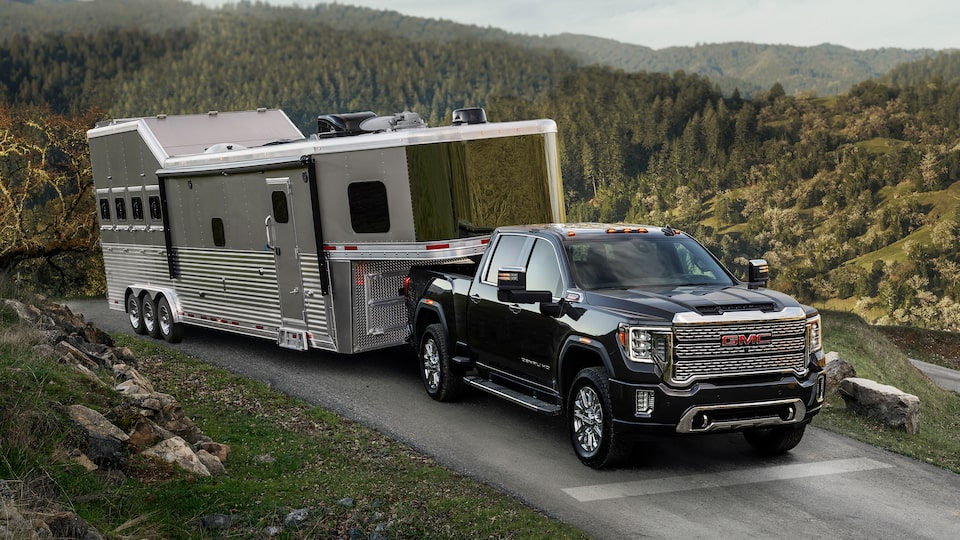 2020 GMC Sierra Denali HD Luxury Truck Prograde™ Trailering System