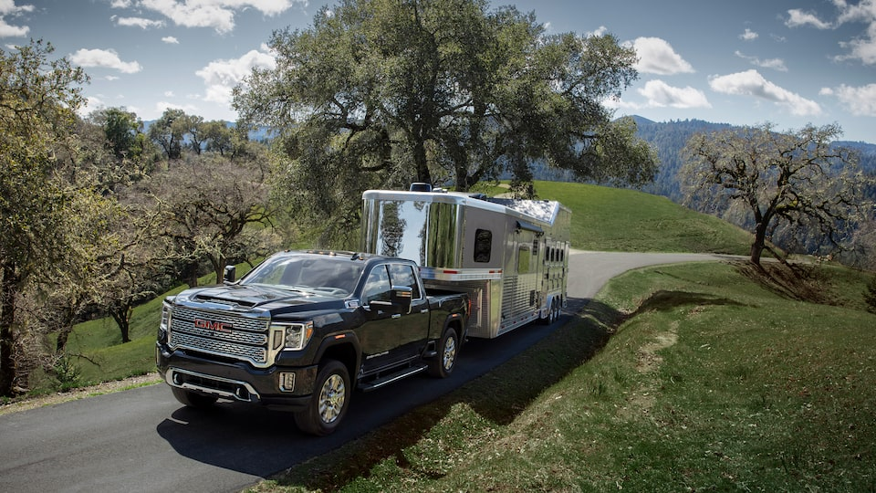 2020 GMC Sierra Denali HD Luxury Truck Park Grade Hold Assist