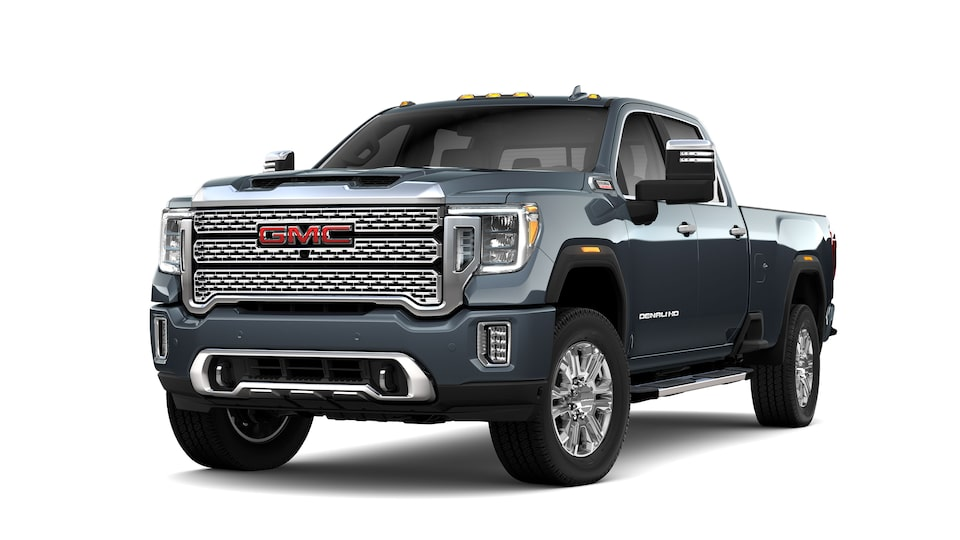 2020 GMC Sierra Denali 2500HD Luxury Truck