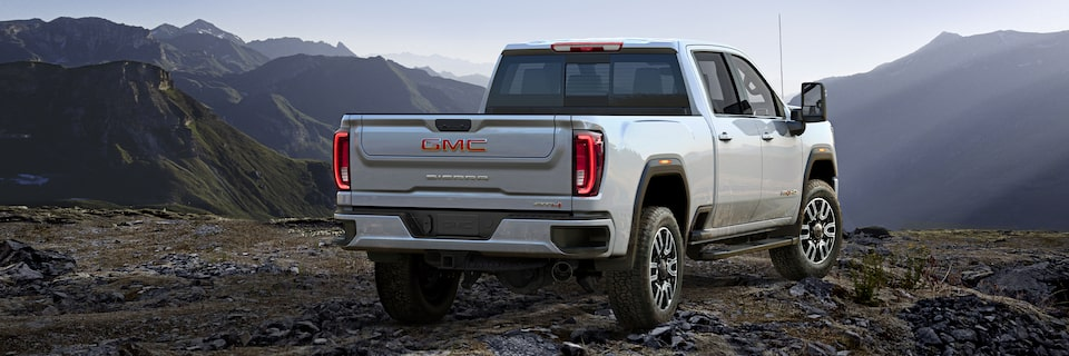 2020 GMC Sierra HD AT4 Off-Road Truck Suspension with Rancho Shocks