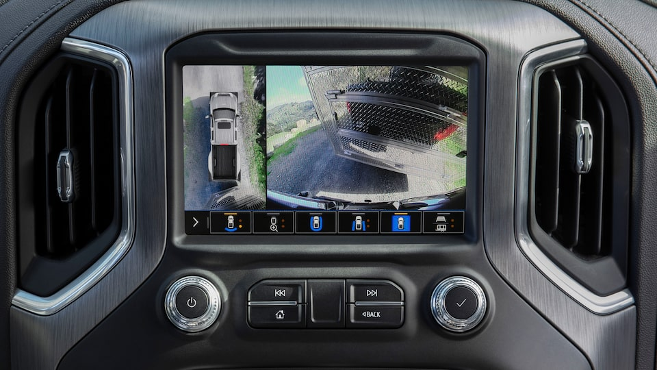 2020 GMC Sierra HD AT4 Off-Road Surround Vision Camera
