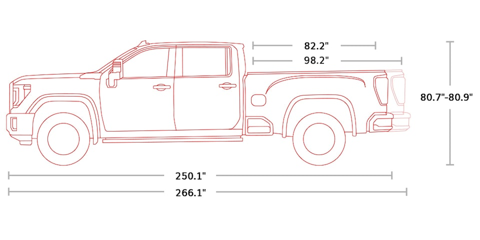 2020 Sierra 3500HD AT4 Specs