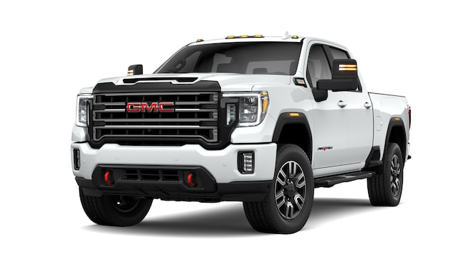 2020 GMC Sierra AT4 2500HD Off-Road Truck